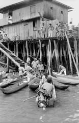 Bocas de Satinga 01 (Nick_Fisher) Tags: river de colombia canoe 1978 nikkormat bocas nariño satinga nickfisher