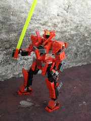 Gundam Astraea Type F WIP 3 (Vitor O S Faria) Tags: lego gundam mecha legomecha gundam00 gundamastraea