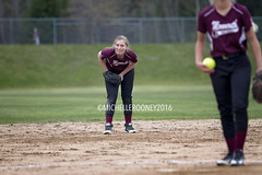 IMG_9901eFB (Kiwibrit - *Michelle*) Tags: monmouth softball 050316 2016 maranacook