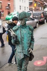 Adventure Day in Seattle, March 21st, 2015 (Phillip Johnson Photography) Tags: seattle spring tourist pacificnorthwest streetperformer busker pikeplace attractions phillipjohnsonphotography