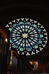 Uppsala domkyrka (Lotsig) Tags: church window interior catedral organ uppsala inside orgel churchorgan kyrka domkyrka domkyrkan interir fnster kyrkan kyrkfnster inuti kyrkorgel ubfk