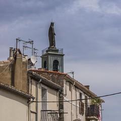 promenade dans Sète 1 (jemazzia) Tags: extérieur toits