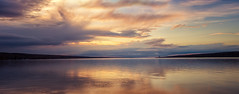 The Grand Finale (bprice0715) Tags: blue sunset red panorama orange lake nature colors beautiful beauty yellow landscape outdoors colorful pano fingerlakes cayugalake naturephotography landscapephotography beautyinnature canoneos5dmarkiii canon5dmarkiii