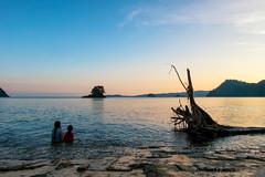 Tablanusu morning (Jokoleo) Tags: morning dawn bay papua jayapura depapre tablanusu