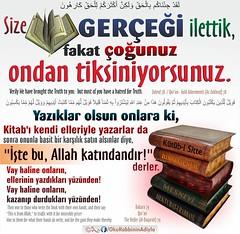 Kerim Kur'an 2-79 (Oku Rabbinin Adiyla) Tags: god islam religion bible allah quran verse kuran ayet muslm okurabbini okurabbininadiyla