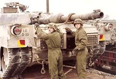 M1A1 Abrams (Bro Pancerna) Tags: tank main battle abrams m1a1