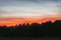 Sweet sunset (jtunkelo) Tags: sunset helsinki dusk auringonlasku kallahti canon70d snapseed