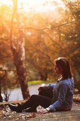 (nicolee_camacho) Tags: park parque girls sunset orange woman sunlight portugal girl sunglasses glasses la spring model women europa europe shoot glare photoshoot jean bright models jeans jacket flare denim gleam rays patricia portuguese aveiro venezuelan camacho salette ontiveros nicolee oliveiradeazemeis