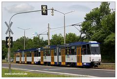 Tram Grlitz - 2016-04 (Olher2) Tags: tram grlitz strassenbahn tatra tramcar kt4d