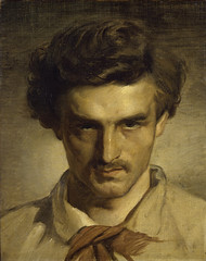 Jugendliches Selbstbildnis = Self-Portrait as a Young Man (Grandiloquences) Tags: portraits 19thcentury selfportraits artists moustaches devilish staring 1850s gazing painters youngman satanic mustaches blouses stares cravats youngmen gazes feuerbach smocks penetrating germanart selfpossessed germanartists neckware selfassured anselmfeuerbach artistsselfportraits artistsportraits penetratinggazes germanpainters germanpaintings germanportraitists