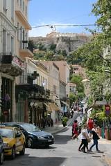 Plaka (Brian Aslak) Tags: street city urban europe hellas athens greece plaka attica
