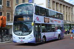 First Norwich 36180 BD11CDZ (Will Swain) Tags: norwich 14th may 2016 south east norfolk city centre bus buses transport travel uk britain vehicle vehicles county country england english first 36180 bd11cdz
