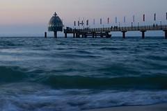 Strand von Zingst  Tauchgondel  Objektiv: Sony FE 50mm 1.8 (franz-wegener.de) Tags: zingst sonya7 sonyfe50mmf18