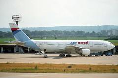 F-GIJU Airbus A.300B4-103 Air Inter (pslg05896) Tags: ory lfpo paris orly fgiju airbus a300 airinter