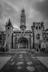 Clrigos Tower 702 (_Rjc9666_) Tags: arquitectura coimbra nikond5100 places portugal portugaldospequeninhos street tokina1224dx2 urbanphotography ruijorge9666 pt bw 1446 702