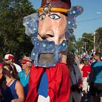 Le totem - Grand Tintamare à Caraquet thumbnail
