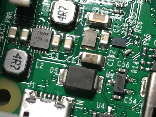 3 board electronics componentes circuits placa components... (Photo: microsiervos on Flickr)