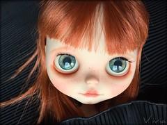 Blythe doll custom #69