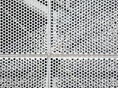 Hola Ola Holes (Sil_52 (SilViolence)) Tags: city urban italy abstract architecture mi nikon italia minimal urbanexploration coolpix urbano abstraction minimalism astratto abstrato lombardia architettura abstrakt citt lombardy urbex abstrait abstrata abstrakte legnano p7000 astrattismo minimale absztrakt abstrakti coolpixp7000 apstraktna