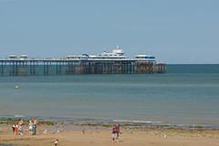 LLANDUDNO PIER (skysthelimit333) Tags: sea wales pier seaside coastal llandudno irishsea welshcoast llandudnopier