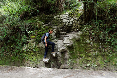 W drodze na Machu Picchu | On the way to Machu Picchu