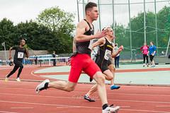 DSC_7753 (Adrian Royle) Tags: people field sport athletics jump jumping nikon track action stadium running run runners athletes sprint leap throw loughborough throwing loughboroughuniversity loughboroughsport