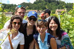 Tee Time & Vino 2016 (AISTS) Tags: friends sports golf fun switzerland scenery group lausanne learning tee golfers wines golfingrange sportsmanagement aists mastersofsportsadministration