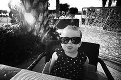Holiday mode (Daniel Staaf Photography) Tags: portrait blackandwhite bw monochrome children blackwhite spain child sony 24mm fe exakta 2428 a7ii