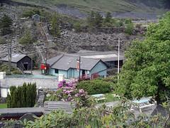 Llechwedd Slate Caverns (Dave_Johnson) Tags: wales mine slate quarry llechweddslatecaverns northwales llechwedd