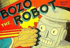 Brass Knuckles 4 Bozo (4peepsake) Tags: robot comicbook scifi sciencefiction bozo brassknuckles waynereid bozotherobot