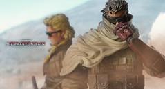 MGS5 Phantom Pain - Venom Snake (Play Arts Kai) (kevchan1103) Tags: boss dogs metal big pain peace play snake 5 arts gear diamond miller walker kai phantom pp kaz solid venom punished mgs5 kazuhira