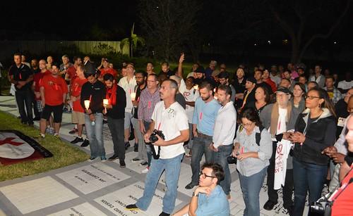 World AIDS Day 2014: USA - Ft. Lauderdale, FL