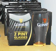 Guinness Pint Glasses