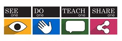 See Do Teach Share (technovore) Tags: see education do learning teaching teach share philoshophy