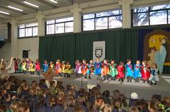 Colegio Orvalle - fiesta de navidad de infantil (4)