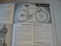 1948 Schwinn Catalog Wastyn Paramount Track (DMichaelM) Tags: 1948 track catalog schwinn paramount wastyn