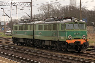 a trip to Poland ...unterwegs auf polnischen Gleisen