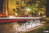 Night Lights (evaruizp) Tags: love car night typography lights luces noche design halo run coche type diseño versatile selfie tipografía fugaz grpahic