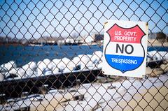 Frozen on Fort Hancock - XIII (RGL_Photography) Tags: frozen newjersey highlands unitedstates signage monmouthcounty jerseyshore sandyhook forthancock gatewaynationalrecreationarea signporn nikond7000 nikonafsdx55300mmf4556gedvr