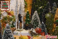 bears (jerry_springberg) Tags: christmas xmas natal weihnachten navidad miniature decoration noel christmasdecoration jul natale christmasvillage  nadal kerstmis jl karcsony nadolig joulu   xmasvillage  kerstdorp kersfees santons gwiazdka villagedenoel kristnasko  sarcalogos x jerryspringberg weihnachtsdorf decorationdenoel chrschtdag  krismasi jerryschristmas villadenavidad
