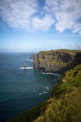 Welcome to Ireland, Atlantic! (JoeyHelms Photography - Thanks to my 10k followers) Tags: ireland nature sunshine canon landscape eos coast amazing rocks waves unique harry potter cliffs atlantic 7d breathtaking moher landcape lightroom