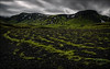 [ ... green lines ] (D-P Photography) Tags: green lines clouds canon landscape nd longtimeexposure centralhighlands ndgrad icelandisland fjallabak alftavatn leefilters hihlands dpphotography