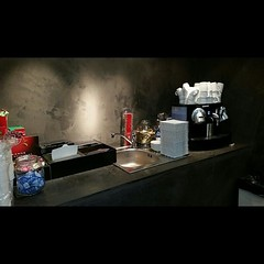 "#HummerCatering @imm_cologne Day 3 #Nespresso is ready. #Kaffeemaschine #mieten #Kaffeecatering #Messe #Koeln http://goo.gl/WXAEWm • <a style=""font-size:0.8em;"" href=""http://www.flickr.com/photos/69233503@N08/15711888503/"" target=""_blank"">View on Flickr</a>"