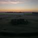 Sunrise at prehistoric Stonehenge with GM1