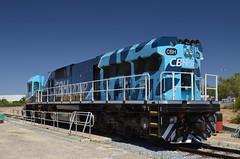 CBH 004 (rob3802) Tags: train diesel rail railway loco locomotive railyard graintrain diesellocomotive motivepower dieselelectriclocomotive wheattrain mingenew boiseidahousa cbh004 cbhgroup cbhclass mpimp33c