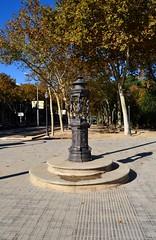 FONT WALLACE - PASSEIG PICASSO (Yeagov C) Tags: barcelona font wallace catalunya parc ciutadella 2014 parcdelaciutadella 1872 richardwallace passeigpicasso sirrichardwallace fontwallace charlesalebourg