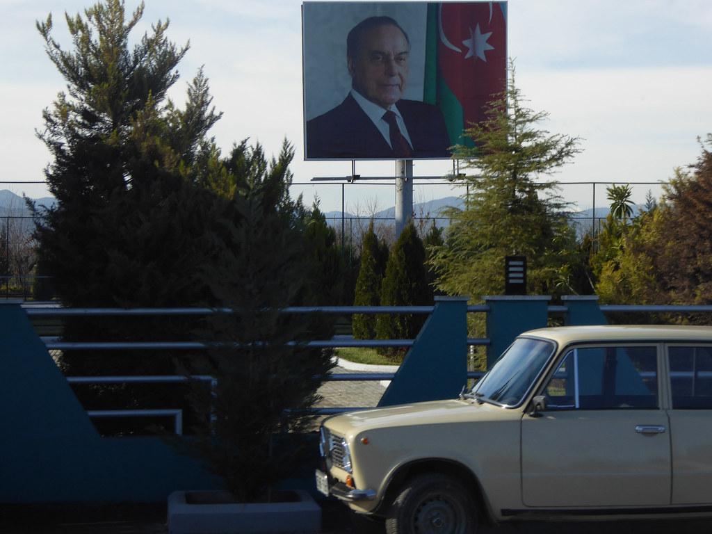 The father of Azerbaijan