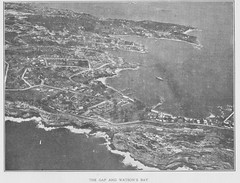The Gap and Watson's Bay (Jan. 1920) - Aeroviews of Sydney  (Jan. 1920 by Ross Smith and Frank Hurley (AndyBrii) Tags: sydney 1919 1920 rosssmith aerialphotos frankhurley englandtoaustralia