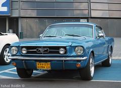 1965 Ford Mustang (Yohai_Rodin) Tags: classic cars car club israel 5 five tel aviv tlv אביב תל מכונית מועדון מכוניות קלאסית קלאסיות החמש