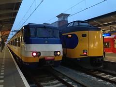 Sandite SGM 2978 met ICM 4017 te Leeuwarden, 27-11-14 (Danil de Ruig) Tags: rotterdam ns herfst icm leeuwarden sgm sandite